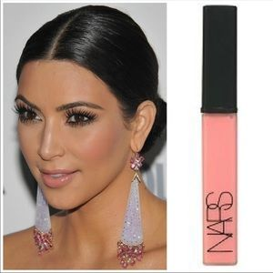 NWOT Nars Turkish Delight Lip Gloss